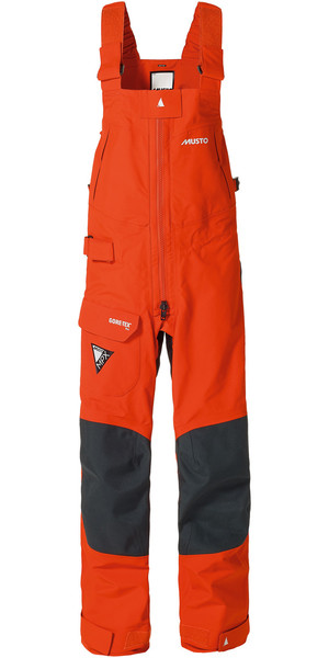 Musto Womens MPX Trouser FIRE ORANGE SM1520
