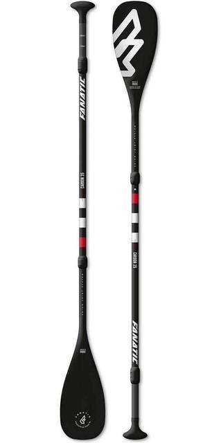 2018 Fanatic Pure Adjustable 3-piece Carbon Composite Sup Paddle 13800 Picture