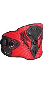 Mystic Kitesurfing Firestarter Harness RED Inc Bar - LARGE LAST ONE