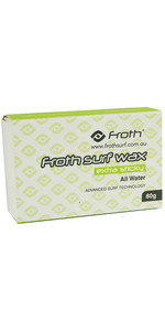 Froth Surf Wax - Single - All Water - Extra Sticky