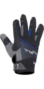 2020 Gul Junior CZ Winter Full Finger Glove Black GL1238-B6