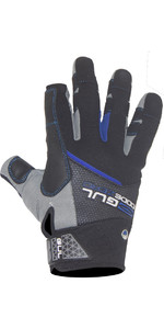 2021 Gul Junior CZ Winter 3-Finger Glove Black GL1240-B6