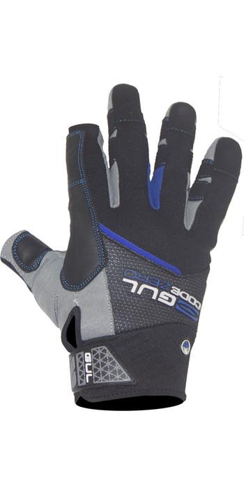 2021 Gul CZ Winter 3-Finger Glove Black GL1240-B6
