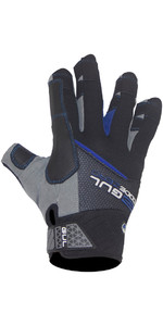 2020 Gul CZ Winter Short Finger Glove Black GL1242-B6