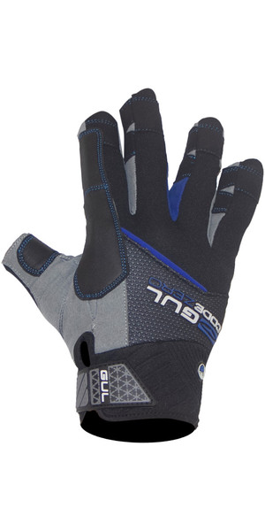2019 Gul CZ Winter Short Finger Glove Black GL1242-B6