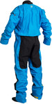 2019 GUL Dartmouth Eclip Zip Drysuit Blue GM0378-B5 WITH FREE UNDERSUIT