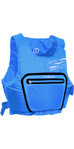 GUL Junior Code Zero Evo Buoyancy Aid BLUE GM0379-A9