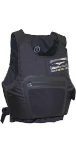 GUL Junior Code Zero Evo Buoyancy Aid BLACK GM0379-A9