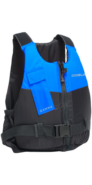 2018 GUL Junior Gamma 50N Buoyancy Aid GREY / BLUE GM0380-A9