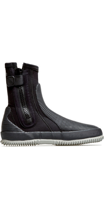 2021 GUL 5mm All Purpose Zipped Neoprene Boots BO1276-B8 - Black
