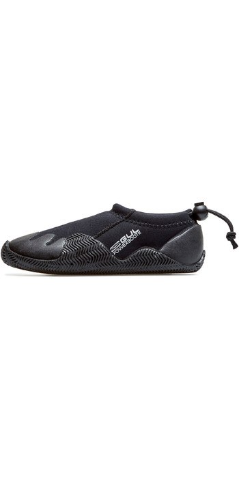 2021 GUL Junior 3mm Power Slipper BO1267-B7 - Black