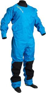 2018 GUL Junior Dartmouth Eclip Zip Drysuit BLUE GM0378-B3