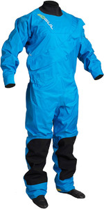 GUL Junior Dartmouth Eclip Zip Drysuit BLUE GM0378-B3