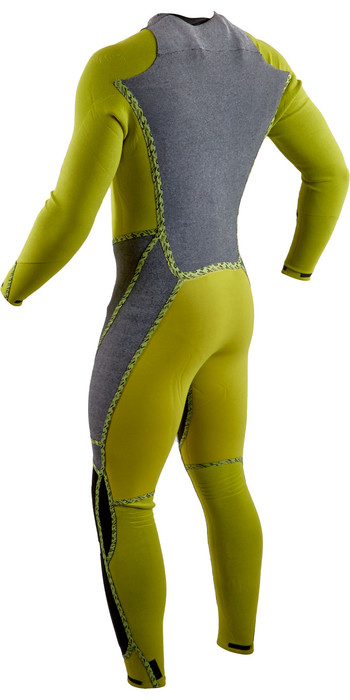 2020 GUL Mens Code Zero 4/3mm Back Zip Wetsuit CZ1201-B7 - Black