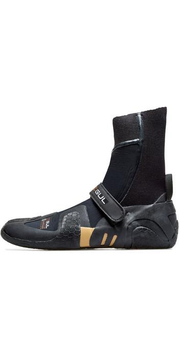 2020 GUL Viper 5mm Split Toe Neoprene Boot BO1259-B8 - Black