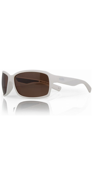 2018 Gill Glare Floating Sunglasses WHITE 9658
