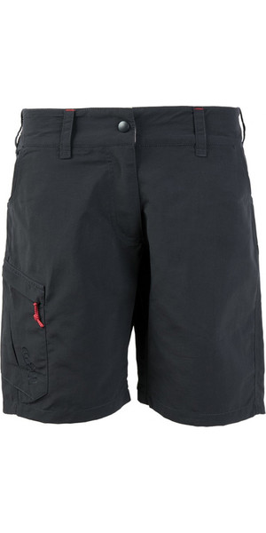 2018 Gill Womens UV Tec Shorts GRAPHITE UV005W