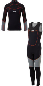 2020 Gill Junior Zentherm 3mm Wetsuit & Gill Junior Zentherm 2.5mm GBS Neoprene Top