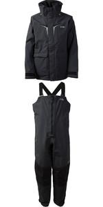 2019 Gill OS3 Mens Coastal Jacket OS31J & OS3 Mens Coastal Trousers OS31T COMBI SET GRAPHITE / GRAPHITE