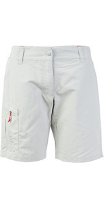 Gill Womens UV Tec Shorts SILVER UV005W