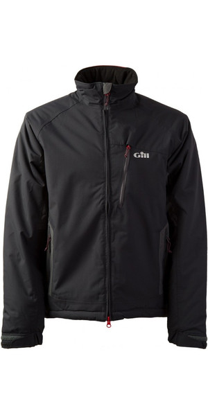 2019 Gill Crosswind Jacket Graphite 1516