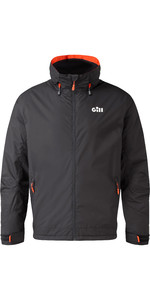 2021 Gill Mens Navigator Sailing Jacket IN86J - Graphite