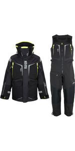 2019 Gill Mens OS1 Offshore Ocean Jacket & Trouser Combi Set - Graphite