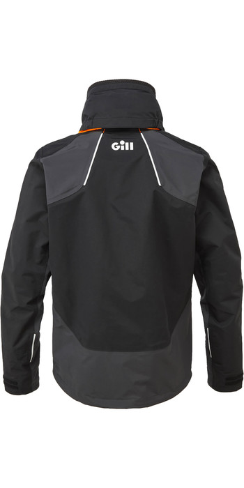 2020 Gill Mens Race Fusion Jacket Black RS23