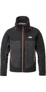 2020 Gill Mens Race Fusion Jacket Black RS23