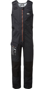 2020 Gill Mens Race Fusion Salopettes Black RS25