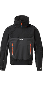 2021 Gill Mens Race Fusion Smock Black RS24