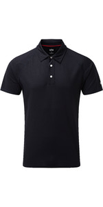 2021 Gill Mens UV Tec Polo Top Navy UV008
