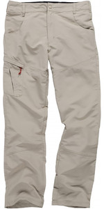 2018 Gill Mens UV Tec Sailing Trousers Khaki UV007
