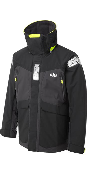 2020 Gill OS2 Mens Offshore Jacket & Trouser Combi Set - Black