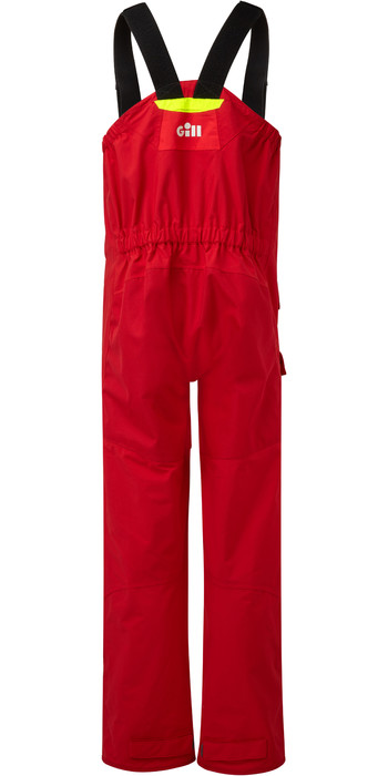2021 Gill OS2 Mens Trousers Red OS24T