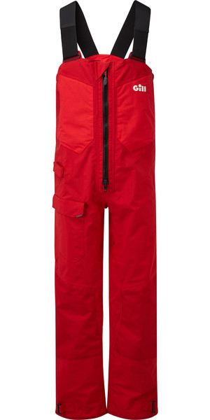 2019 Gill OS2 Mens Trousers Red OS24T