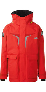 2020 Gill Junior Coastal OS3 Jacket RED OS31JJ