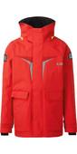 2020 Gill OS3 Junior Coastal Jacket & Trouser Combi Set - Bright Red / Graphite