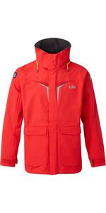 2020 Gill OS3 Mens Coastal Jacket BRIGHT RED OS31J