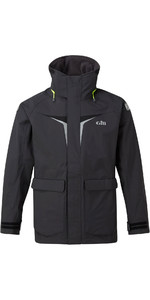 2020 Gill OS3 Mens Coastal Jacket GRAPHITE OS31J