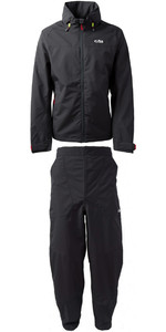 2020 Gill Mens Pilot Jacket IN81J & Trouser IN81T Combi Set GRAPHITE