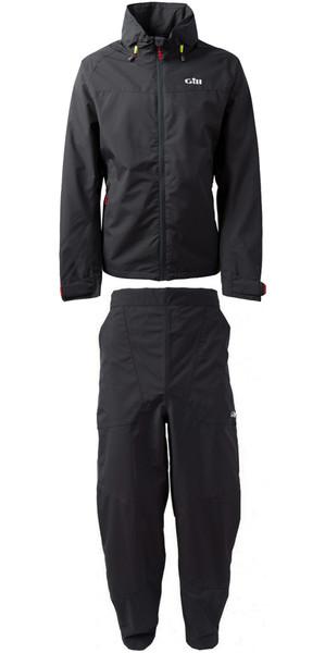 2019 Gill Pilot Jacket IN81J & Trouser IN81T Combi Set GRAPHITE