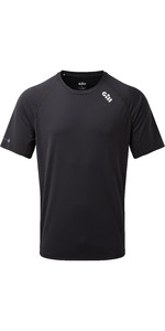 2019 Gill Mens Race Short Sleeve T-Shirt Graphite RS06