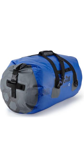 2021 Gill Race Team 60L Waterproof Bag Blue RS14