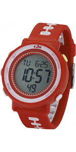 Gill Race Watch Timer Red W013