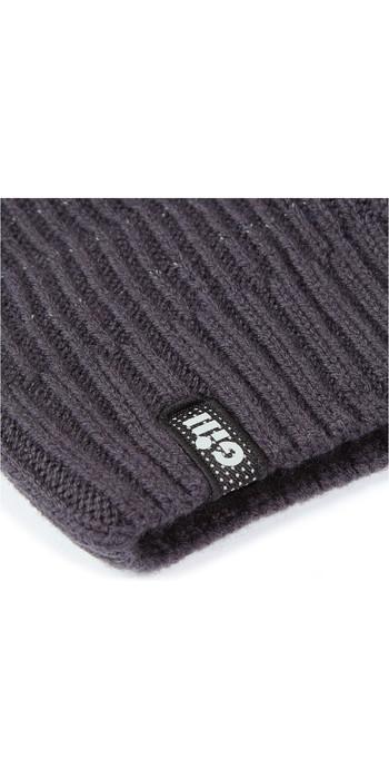 2021 Gill Reflective Knit Beanie Graphite HT42