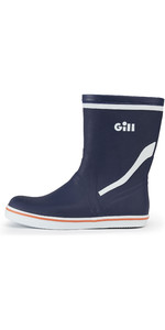 2020 Gill Short Cruising Boots Blue 901
