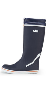2019 Gill Tall Yachting Boots Blue 909