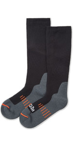 2021 Gill Waterproof Boot Socks Graphite 765