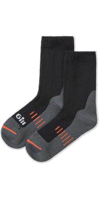 2021 Gill Waterproof Socks Graphite 766